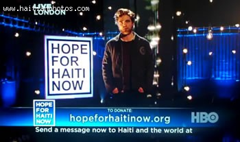 Hope For Haiti Now Telethon