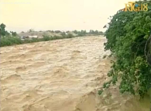 Hurricane Sandy In Haiti Riviere Momance