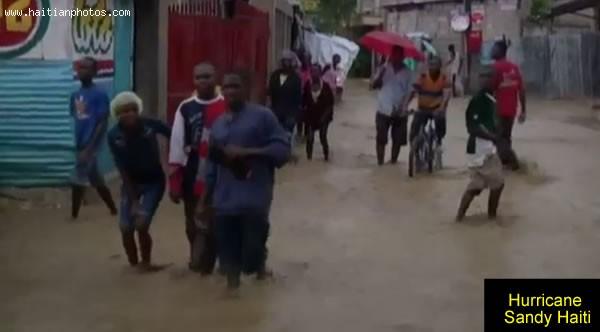 Hurricane Sandy In Haiti, Victims