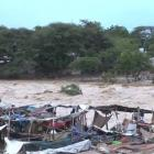 Hurricane Sandy On Haiti And Death