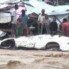 Hurricane Sandy Haiti Flooded Homes