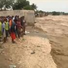 Hurricane Sandy Caused Flood In Haiti
