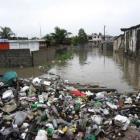 Cap-Haitian Flooding homes