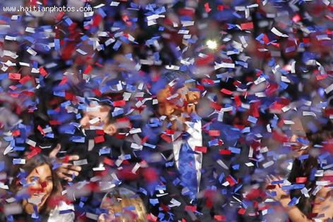 Barack Obama Election Victory for secong term