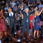 Barack Obama Election Victory 2012
