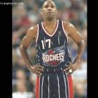 Mario Elie Former Houston Rockets