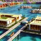 Haiti Floating City - Building
