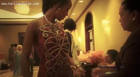 The Haiti Fashion week of 2012