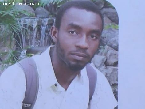 Haitian Student Damael D'Haiti assassinated by Pierre Paul Maceus
