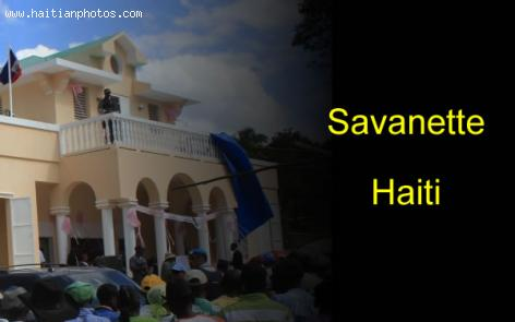 Savanette, Haiti