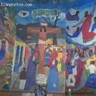 Famous Haitian Art Murals