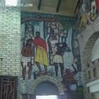 Holy Trinity Cathedral And The Haitian Art