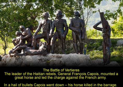 Battle of Vertieres in Haiti Independence