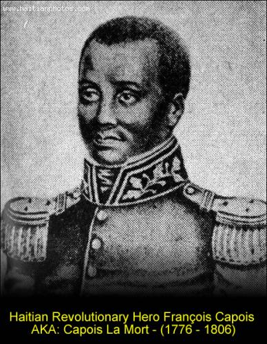 General Francois Capois, Capoix-la-Mort