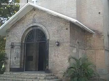 Episcopal Holy Trinity Cathedral In Haiti