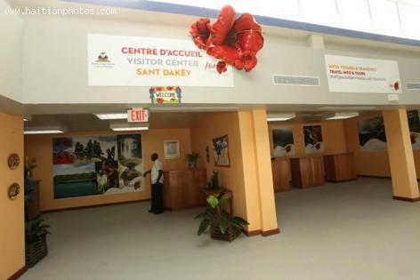 New Design at Toussaint Louverture airport