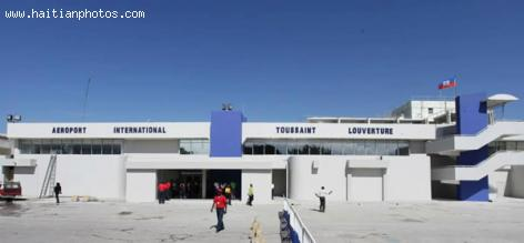 New Look of Toussaint Louverture airport