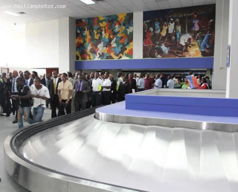 The New Toussaint Louverture Airport