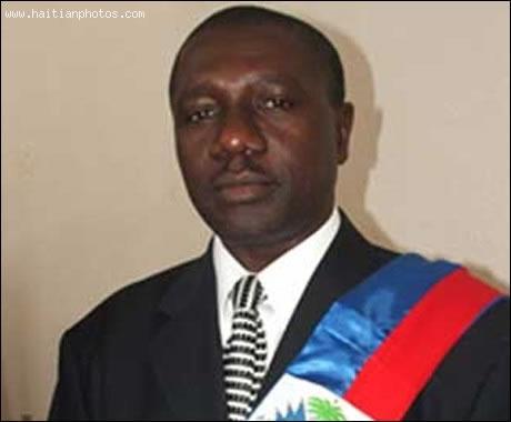 Former Departmental Delegate Gabriel Fortune