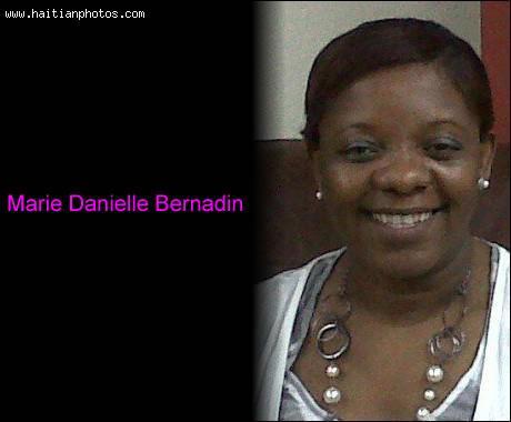 Marie Danielle Bernadin in Rape case with Josue Pierre-Louis