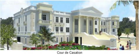 Plan for New Haiti Supreme Court - Cour de Casation