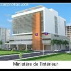 Ministry of Interior Building Plan - Ministere de L'Interieur