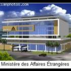 Building Plan for Ministry of Foreign Affairs - Ministere des Affaires Etrangeres