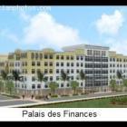 Haiti Palais des Finances