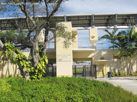 Emmanuel Sanon Soccer Park in Little Haiti