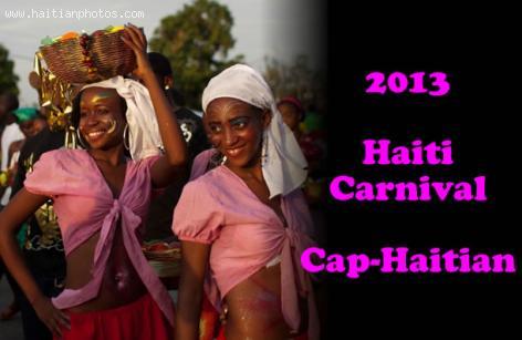 2013 Hait Carnival in Cap-Haitian