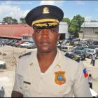 Will Dimanche, Divisional Commissioner of Police