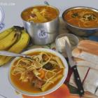 New Year Independence Day - Soup Joumou or Pumpkin Soup