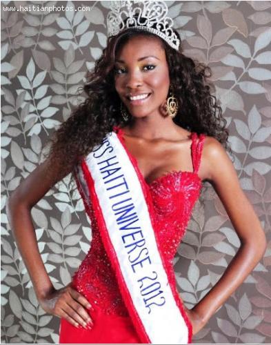 Christela Jacques, Miss Haiti 2012