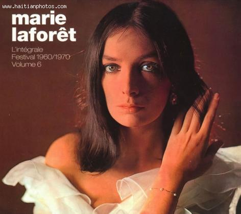 Marie Laforet and her music