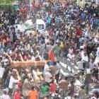 Kita Nago, Haitians walk in seach of Unity