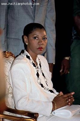 Ertha Pascal Trouillot, Former Haitian President