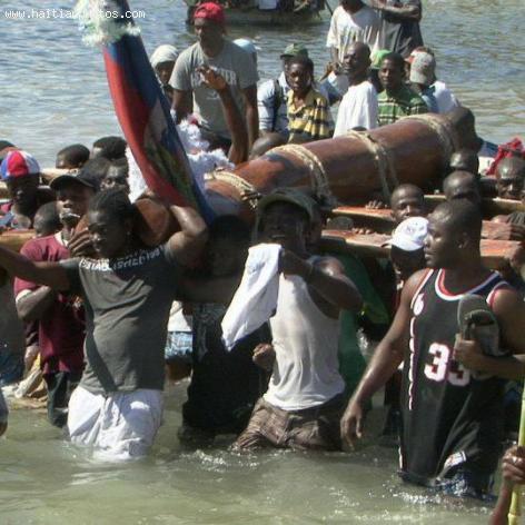 Kita Nago or Haitian Unity