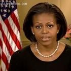 First Lady Michelle Obama Public Announcement For Haiti Earthquake Victims
