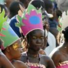Kanaval des Etudients in Haiti