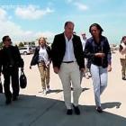 Michelle Obama Visit Haiti