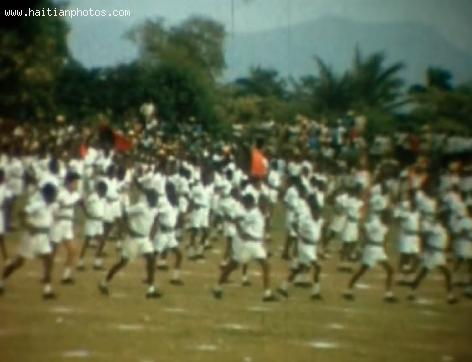 Cap-Haitian in the 1960s