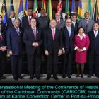 24th Intersessional Meeting of CARICOM in HAITI