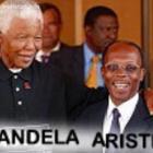 Jean Bertrand Aristide and Nelson Mandela