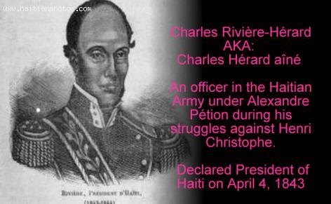 President of Haiti,