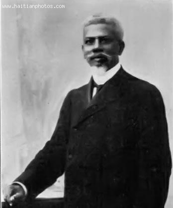 Picture of Cincinnatus Leconte, Haitian President