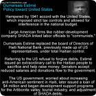 Dumarsais Estime United States