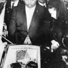 Francois Duvalier, his death