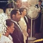 Jean Claude Duvalier and Michele Bennett Wedding