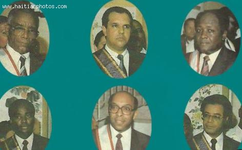 The Super Cabinet of Jean Claude Duvalier