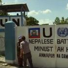 Nepales Camp responsible for Cholera in Haiti